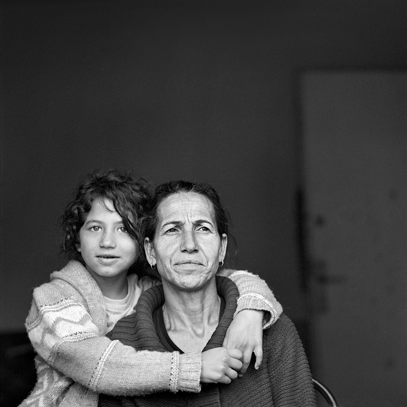 © Christine Turnauer – Sunita and her mother Iliria, Kosovo, 2016