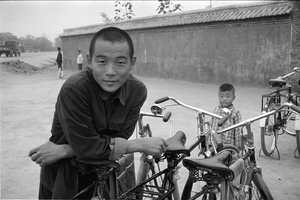 © Christine de Grancy – China, Hebei, 1985