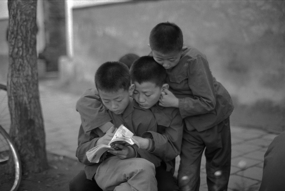 © Christine de Grancy – Keifeng, China, 1985