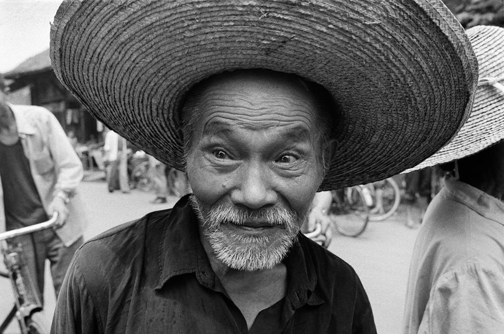 © Christine de Grancy – Sezhuan, China, 1986