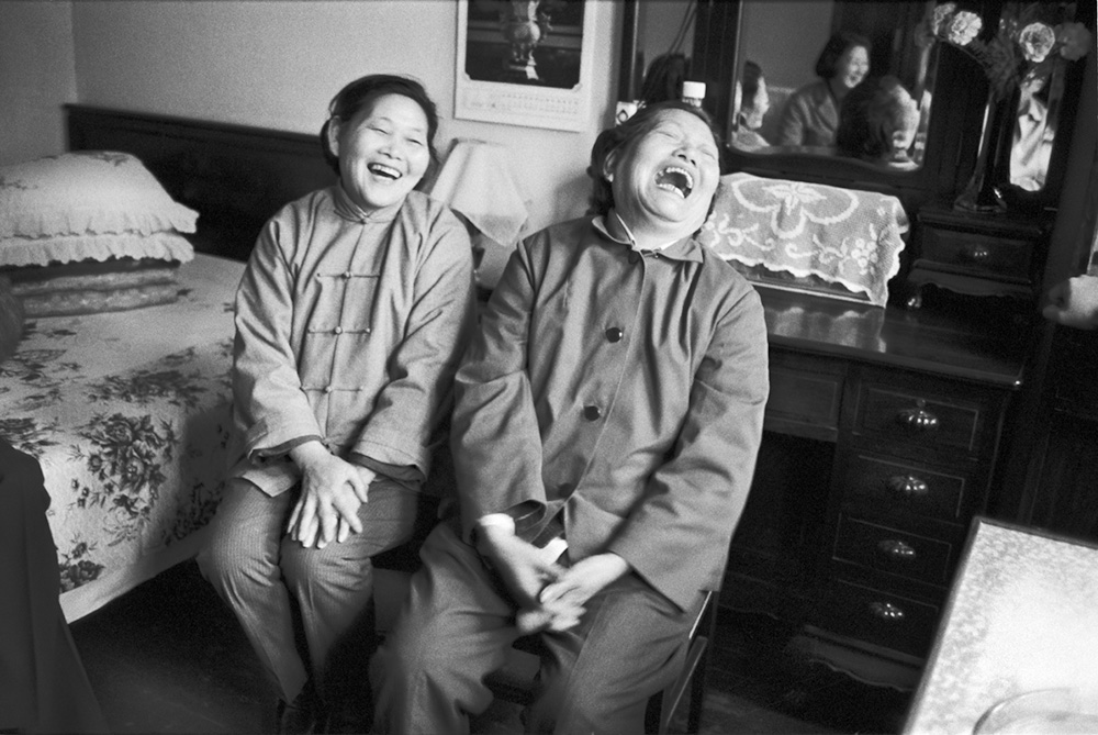 © Christine de Grancy – China 1984-1986, Shanghaï, 1984