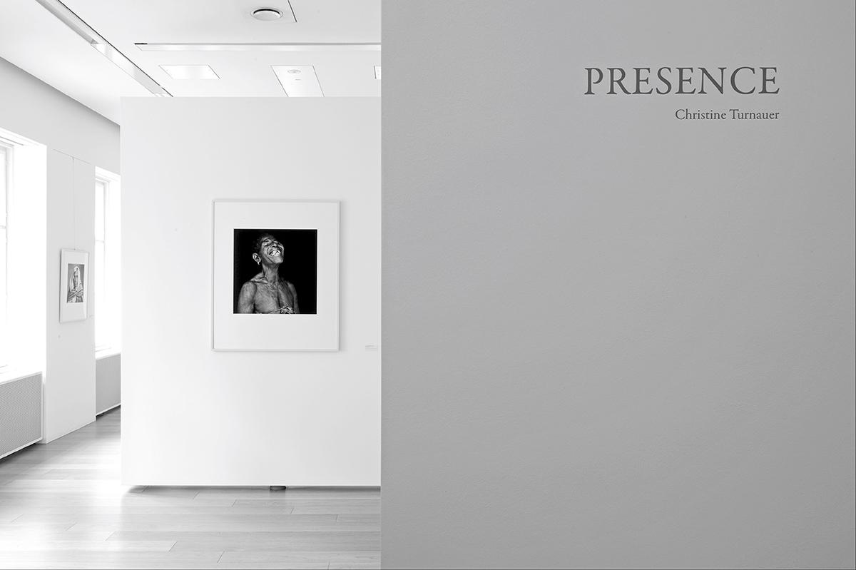 Exposition Présence – Christine Turnauer, 2014