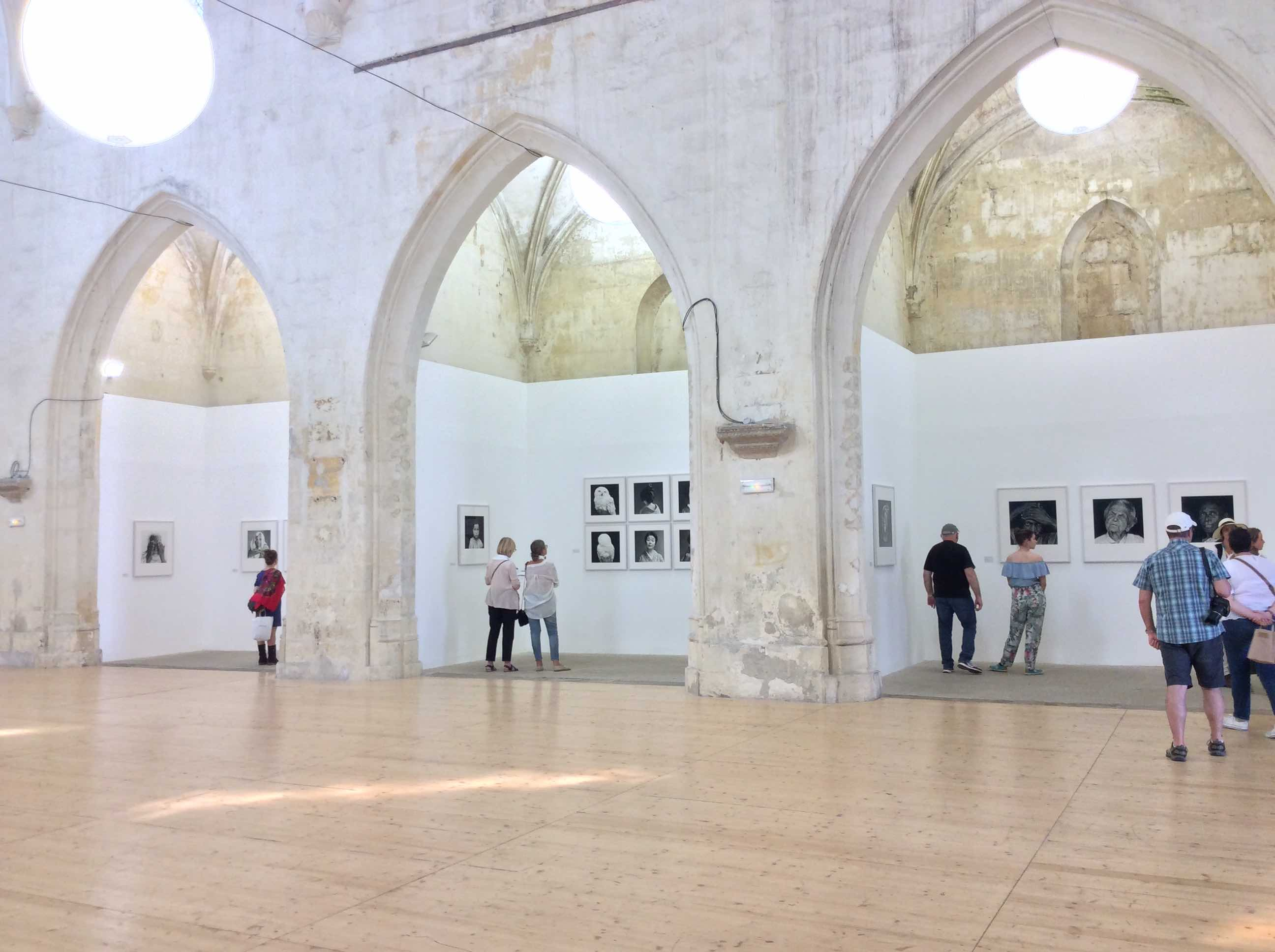 Présence – Christine Turnauer, Arles, Chapelle Sainte-Anne 6-25 April 2018
