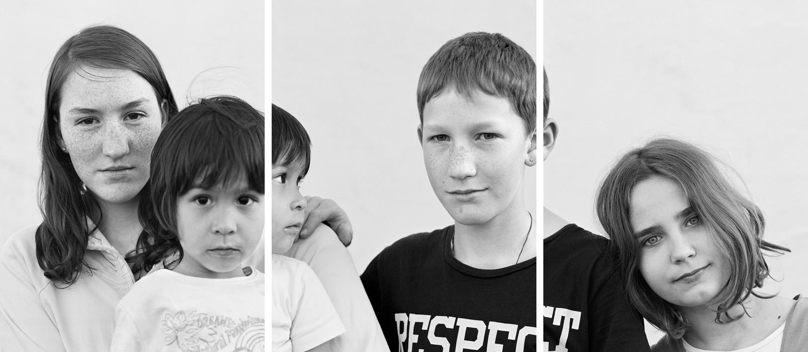 © Loredana Nemes, Blossom, Kassandra, Sarah, Richard, Jennifer, 2012