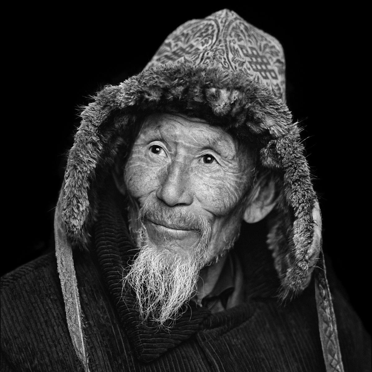 © Christine Turnauer – Ablaikhan, Mongolia, 2013, Coal pigment print, ed. of 12