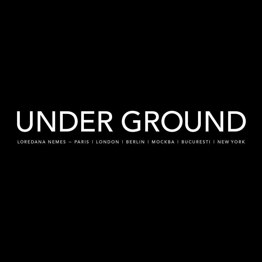 Underground – Loredana Nemes, ISBN 978-3-936406-17-7